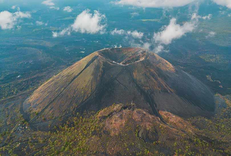 Paricutin Valcano, Mexico